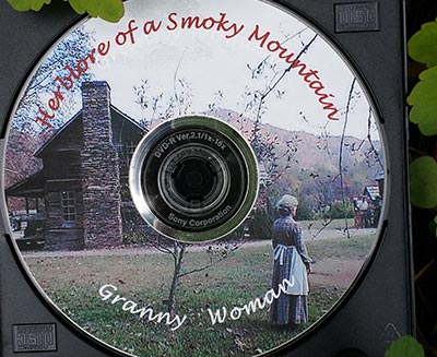 Herblore of a Smoky Mountain Granny Woman